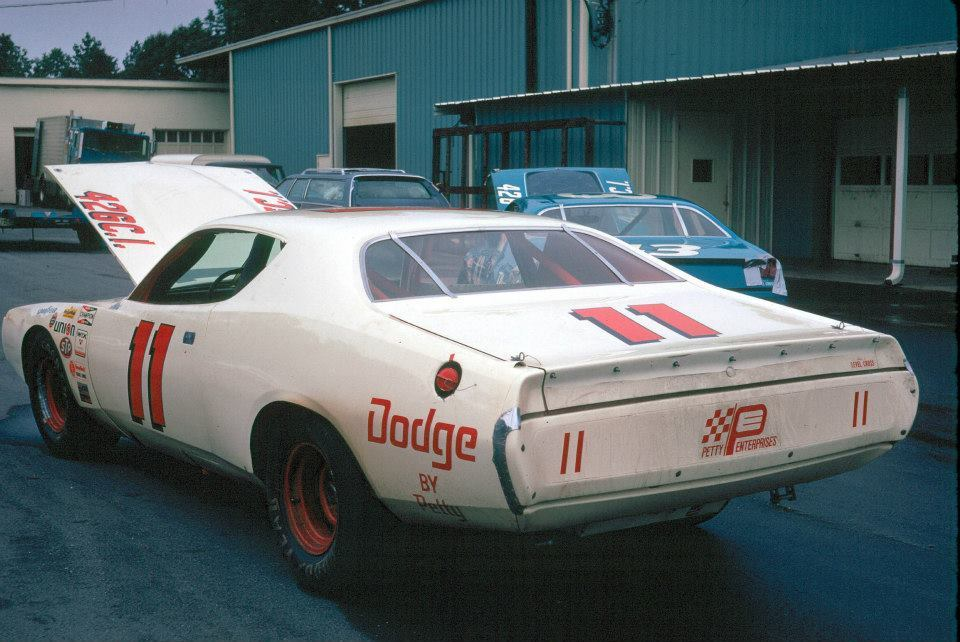 murdercycles:  Local Mopar freak Kevin Hodge got to visit Petty Enterprises a few times as a child. His father was a racing photographer. 8 Photo courtesy Kevin Hodge & Howie Hodge https://www.facebook.com/kevindhodge?hc_location=timeline