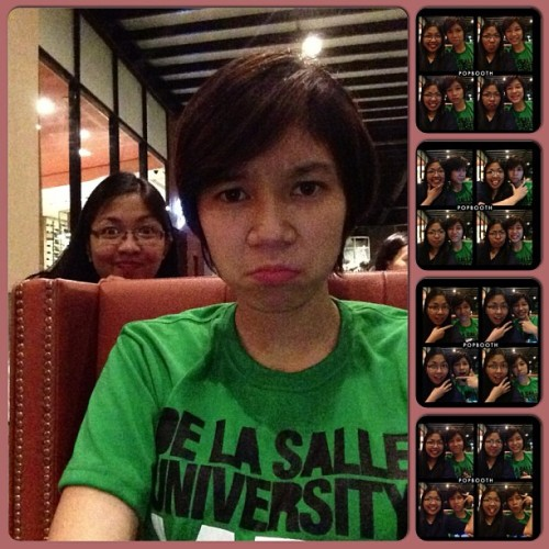 Camwhoring last night with @mikareyesss at Myron's, Greenbelt5