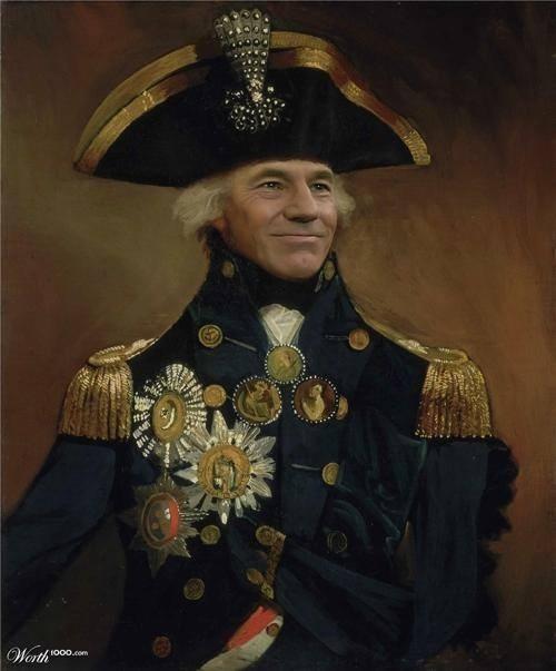 Capn Picard