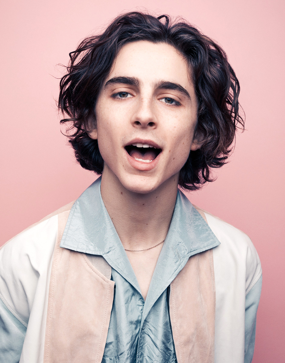 Image result for timothee chalamet shortlist