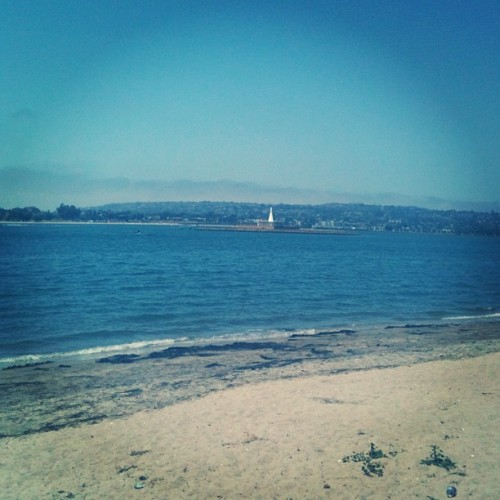 I could get used to living in these parts..!  @stylistliz  (at Fiesta Island)