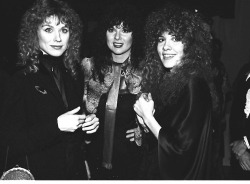 Wilson Sisters and Stevie Nicks Perm Bomb: Shit Yeah.