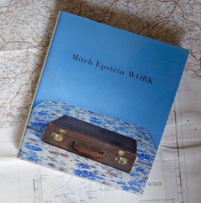 Recent Buy - Mitch Epstein - Work A collection of different stuff from Epstein's career. The cover shot is taken from the series Family Business, based on Epstein's father's real estate company which crumbled and eventually failed in the early 1990s.  16th March 2013
