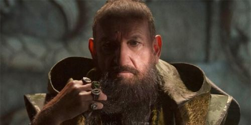 festivaloffilmsblog:  WHY THE MANDARIN WAS PERFECT IN IRON MAN 3 The following article contains a MAJOR SPOILER regarding Iron Man 3. It is strongly recommended that you do not read this until after you've viewed the film.  Uh, hell no. This ruined the movie for me. The only reason I wasted $14 on a ticket was to watch Mandarin beat the shit out of Iron Man. The fact that didn't really happen was bad enough and mandarin was portrayed that way made it even worse If you saw Iron Man 3 last week (given the $175 million opening it enjoyed, chances are you did), you were probably caught off guard by The Mandarin. Given how he was displayed in the trailers, fans fully expected him to the primary villain facing off against Iron Man. His measured speech delivered in an undeterminable accent threw a cloud of mystique over the character, played by Ben Kingsley. Where did he come from? Who are his allies? What does he want? He wears lavish robes, is adorned in jewelry, and sits on a throne. All of this means he MUST have power, and this is why we should fear him.  It's not until you watch the film that you see Marvel has successfully orchestrated one of the greatest trailer misdirections of all time. It turns out The Mandarin isn't a powerful terrorist leader at all. He's just an actor, and a particularly goofy one at that. His entire existence was a ruse devised by Aldrich Killian (Guy Pearce) in order to satisfy his own evil plot. Writer and director Shane Black took Iron Man's greatest nemesis from the comic books and reduced him to a punch-line; a meager pawn in the scheme of a villain that hardly appears in the comics at all.  And it's an absolutely brilliant decision. CLICK HERE TO READ THE FULL ARTICLE AT FESTIVAL OF FILMS