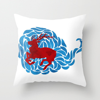 Really awesome pillows you can get at my Society6! They'd make great Christmas presents :0 http://society6.com/Deadbirds  I'm trying to get some more stuff uploaded, sorry the selection is a bit thin right now, I just started it up!