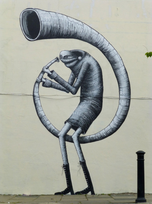urhajos:  Phlegm in London