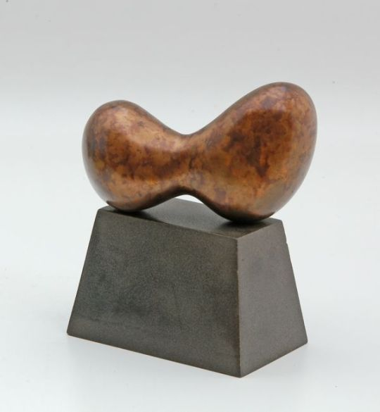A sculpture titled River Stone II (Bronze Cast Natural Objects statue) by sculptor Philip Hearsey. In a medium of Bronze, wood and in an edition of 1/1. #artist#sculpture#sculptor#art#fineart#Philip Hearsey#Wood#Bronze#metal#unique#limited edition
