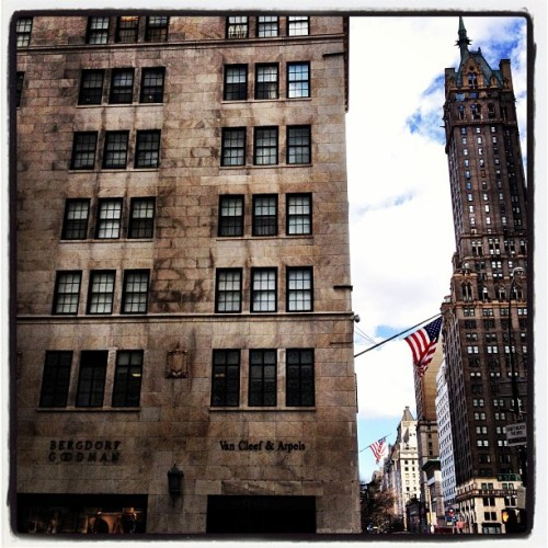#Shopping @Bergdorfs ~ A Perfect Day (at Bergdorf Goodman)