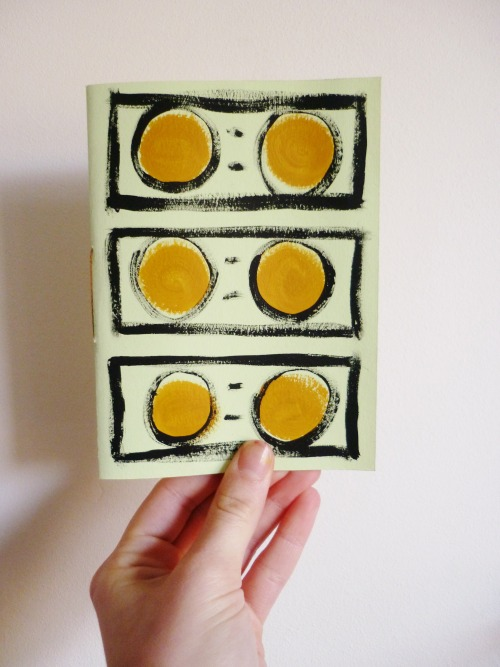 Cassette tape inspired patterned notebooks!