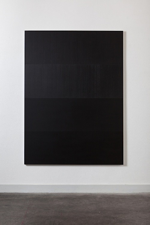 arpeggia:  Arjan Janssen - Untitled, 2010, oil on canvas, 190 x 140 cm