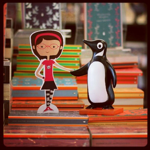 Meet my  new best friend!! :) @PenguinClassics @PenguinEngLib @PenguinUKBooks @penguinusa