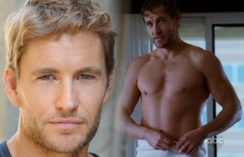 aussie actor brett tucker is 41 today #happybirthday
