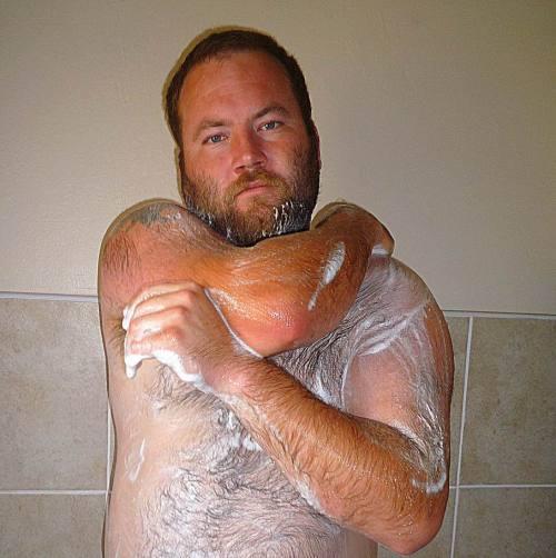 chubbyaddiction:buzzbearza:Johan at home and beachHe's really hot in all pics…