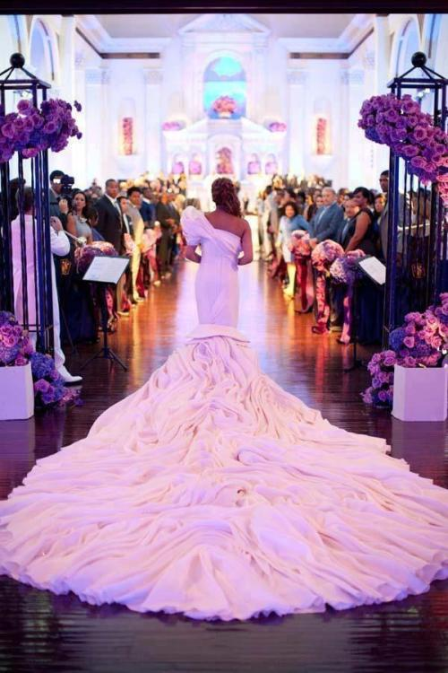 Christian Lebanese Wedding / Amazing Dress