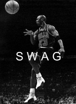 swagbasketballpt:  Michael Jordan #23  Oh you know..