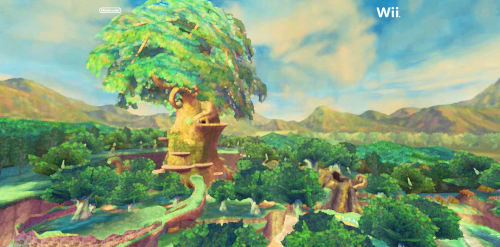 Faron Woods, Skyward Sword