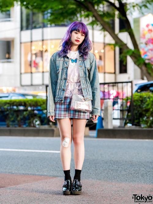 Harajuku Harajuku Girl Elleanor Japanese fashion Japanese street fashion