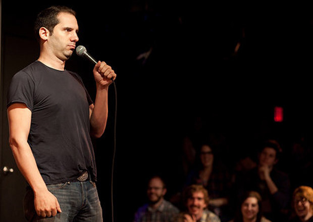 "SWEET LAUGHTER Comedian Seth Herzog, a.k.a. ""the Zog,"" might have no relation to Zog Sports, but he is a long-distance runner of sorts: His Tuesday night showcase Sweet is one of the longest-running events in New York's downtown comedy scene and it's been going strong for some eight years. Relocated to the renovated Slipper Room on the LES, Herzog, who works as Jimmy Fallon's warm-up comic, hosts a lineup of local funnypeople which has included Todd Barry, Colin Quinn, and Dave Hill, among other surprise guests, like his mom (who's also a regular). Seth Herzog at the Slipper Room photo via"