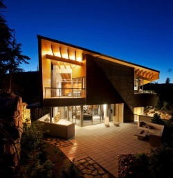 justthedesign:  The Whistler Residence byBattersbyHowat Architects