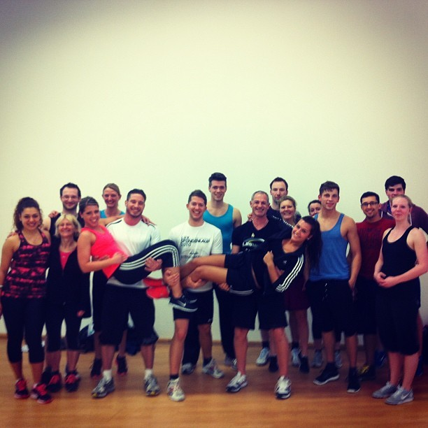 Instructor Team #Bodypump Germany