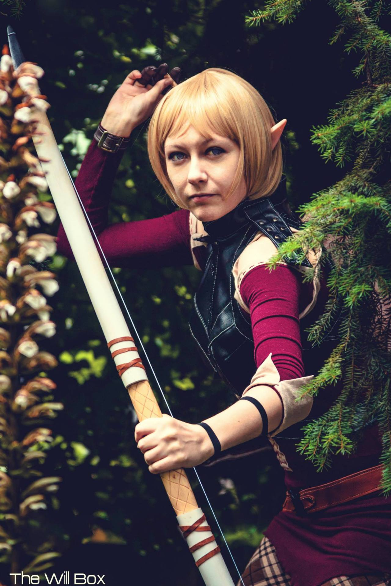 emmabellish:  Lovely photo of Sera by thewillbox at PAX Prime 2014! Really stoked to shoot with him again in the future!