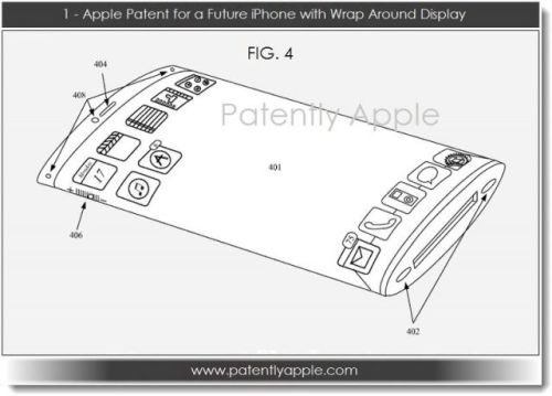 (via Apple Patents Futuristic iPhone With Flexible, Wraparound Display)