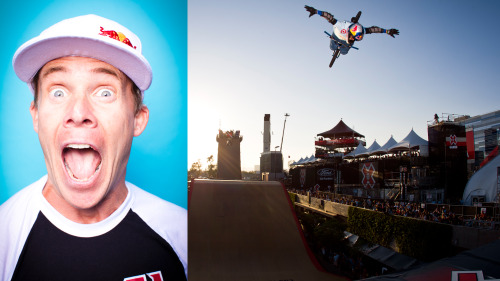 X Games BMX pro Kevin Robinson has remained with the same sponsor for 20 years. Some BMX relationships were just meant to be. http://bit.ly/XC5tbK