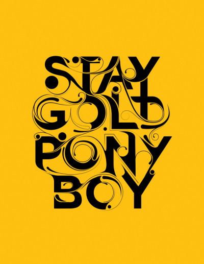 betype:  Stay Gold