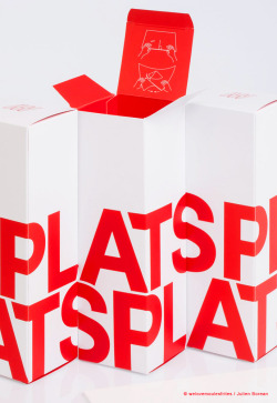 Plats Plats packaging // © Ju Lien