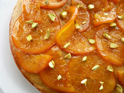 Olive Oil Cake with Candied Orange by pastrystudio on Flickr.
