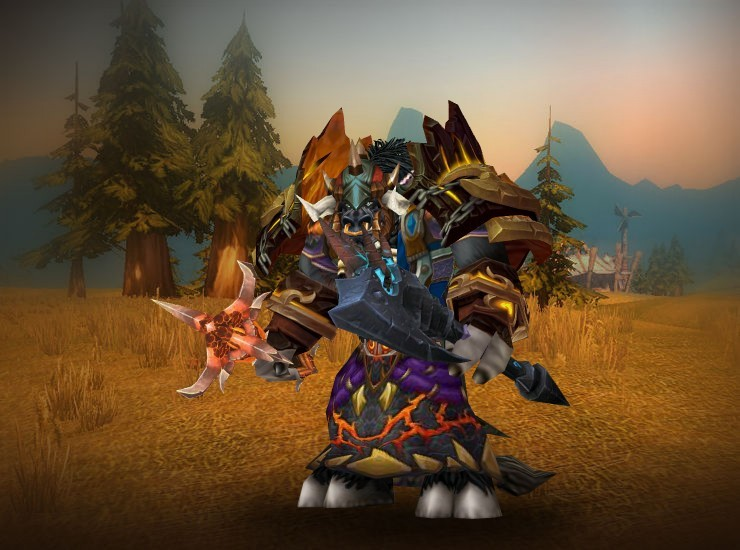 Brewmaster Moobzy Male Tauren Shaman US Caelestrasz [Dawnslayer Helm] [Erupting Volcanic Spaulders] [Sleek Flamewrath Cloak] [Earthfury Vestments] [Renowned Guild Tabard] [Earthfury Bracers] [Erupting Volcanic Grips] [Firearrow Belt] [Earthfury Legguards] [Landfall Chain Boots] [Shatterskull Bonecrusher] [No'Kaled, the Elements of Death]