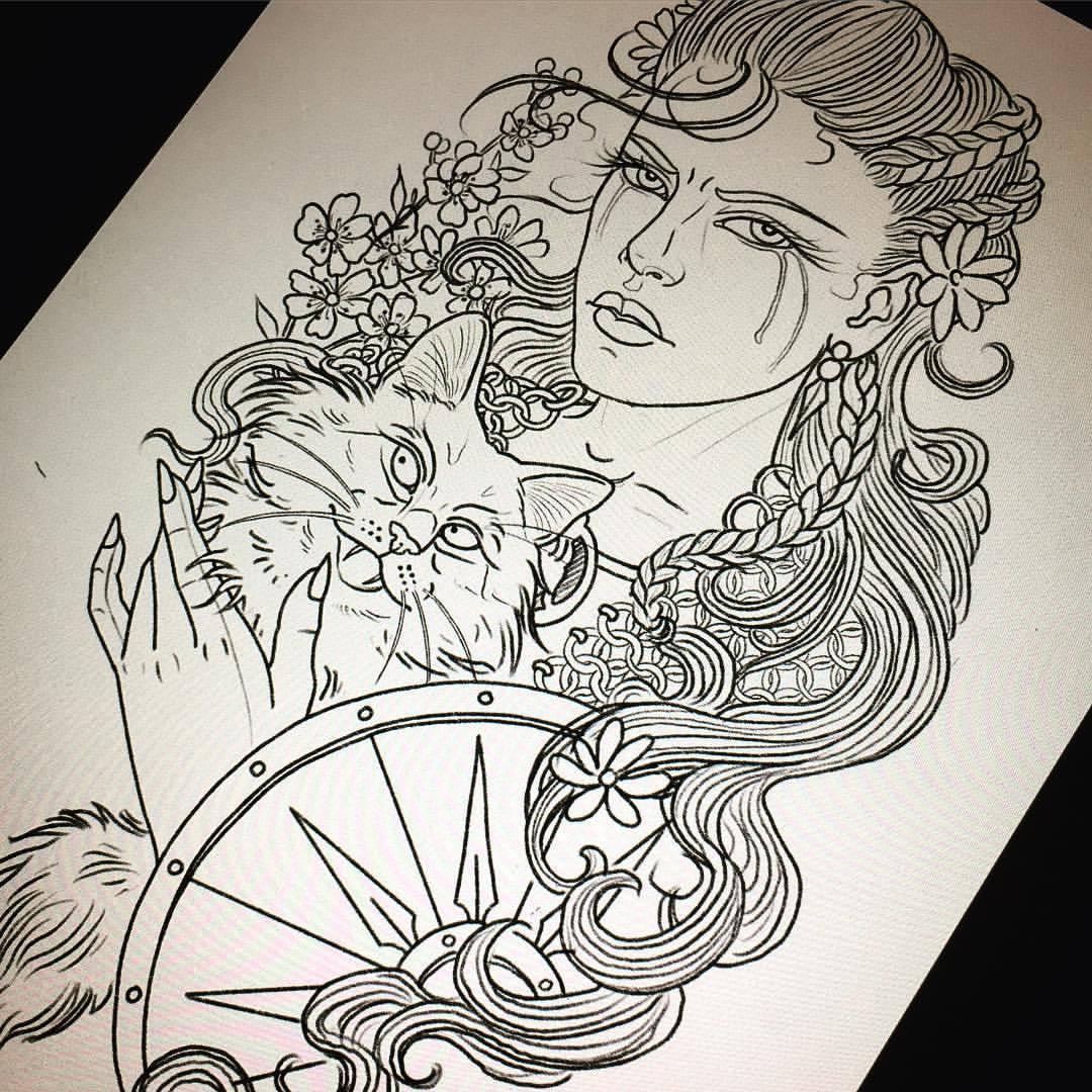 Tattoo freya Freya Tattoo
