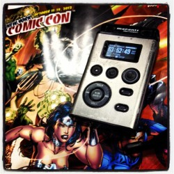 The KoPoint Audio Marantz at NYC Comic Con