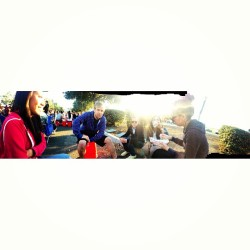 #moveablefeast #panorama  (at Moveable Feast: Willow Glen)