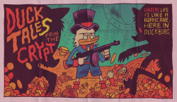 mrhipp:  DUCK TALES FROM THE CRYPT