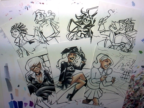 I'm coloring #sketchcards live on JTV NOW: http://www.justin.tv/virtualcara Stop by say hi, I don't bite! *edit* Tonight's cast is over, thanks for stopping by!