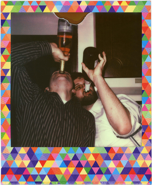 Polaroid_SLR680_010113_001 on Flickr.This sums up New Year's.
