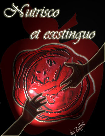 "{UPDATE} - NUTRISCO & EXSTINGUO - Chapter XXXVIII: Castigat ridendo mores  ""I fell like we're three in the house,"" Mary says at last. Silence. Cathy is staring at her, observing her. But Mary does not feel threatened under her scrutiny. Cathy is her closest friend, yet her gaze can read Mary less easily than some other gazes… ""Which is fine,"" Mary goes on eventually. ""I actually like it. A bit as if I had moved into a family house or something… There are memories everywhere. And Mrs. Hudson, too, who is not our housekeeper. Who wasn't their housekeeper, either."" ""Rebecca syndrome, then?"" Mary blinks. Then she remembers the movie and the book and bursts out laughing. ""No, God no! Nothing like that. I'm sleeping in Sherlock's bedroom after all, and–"" ""Your bedroom,"" Cathy cuts in firmly. Mary stops speaking. ""It's your bedroom now."" Mary looks down at her tea. ""Is it?"" she says casually. ""Does John ever refer to it as Sherlock's bedroom? Does he make you feel like you're not welcome here?"" ""No! No, not at all. John is… great, really. He's just amazing."" Cathy groans in frustration and drinks her coffee in one go as if to calm her nerves. ""You're impossible, Mary."" ""He doesn't hit me. He doesn't even force sex on me even though we're married."" ""Mary! He would have no right to do that! It'd be rape nonetheless!"" Mary nods. ""Yes. But it happens. He really is such a wonderful guy."" ""'Cause he doesn't rape you? What the hell, Mary…"" ""Even in sex he was lovely,"" she goes on, ignoring her friend. ""Always very considerate. Loving, too. I could tell he was touching only me, trying to please only me, and thinking only of me."" ""What was the problem, then?"" Cathy grumbles, clearly tired of trying to understand her ex. ""If he's a wonderful husband and loving and respectful and great at sex…"" ""When he was touched, I could tell he saw only Sherlock."" Her voice is serene and almost tender, but upon hearing it Cathy feels her irritation crumble to pieces. She takes Mary's hand in hers. ""Mary…"" ""It felt a bit like a threesome, you see?"" Mary says with a chuckle. ""No matter how I touched him, it was as if any kind of deeply rooted feeling or extreme sensation could only be linked to him. As if only Sherlock could touch John, in every sense of the word."" ""Mary."" ""It does feel like home, and I love it here. I love him. But sometimes I feel like I'm playing gooseberry.""  Read this chapter on my LJ ¤ AO3 ¤ FFnet ¤ DA"