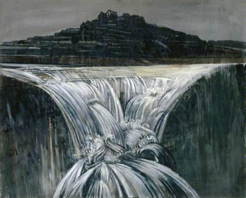 Sheffield Weir by Edward Middleditch