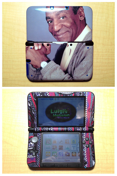 Bill Cosby's 03DS.