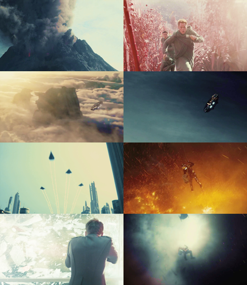 Star Trek Into Darkness + the space