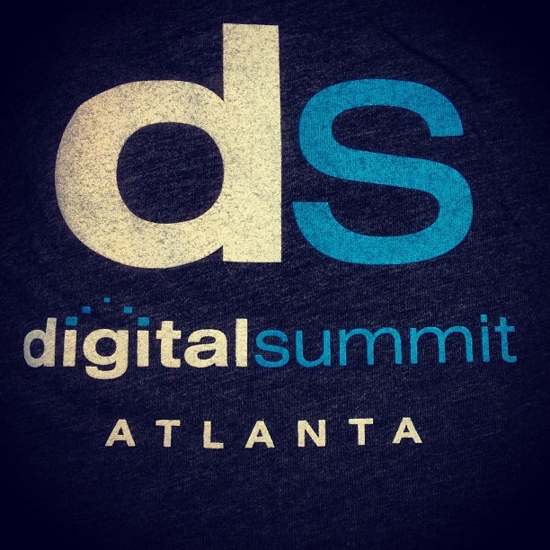 @DigitalSummit_ #dsum13 (at Digital Summit Conference 2013)