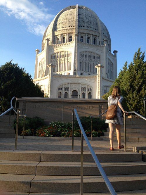 the #architecture of this #bahai #temple should inspire the design of other faiths' places of worship.