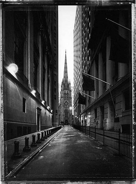 Christopher Thomas, Wall Street, 2009