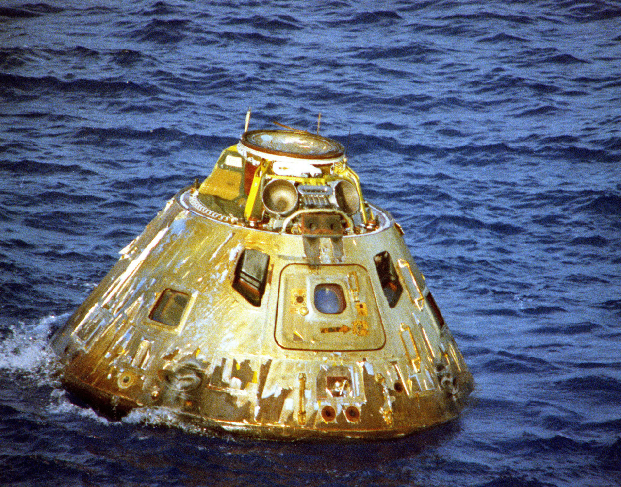 The crew of Apollo 13 had returned to Earth safely, completing one of the most exciting adventures in the history of space exploration - on this date in 1970.