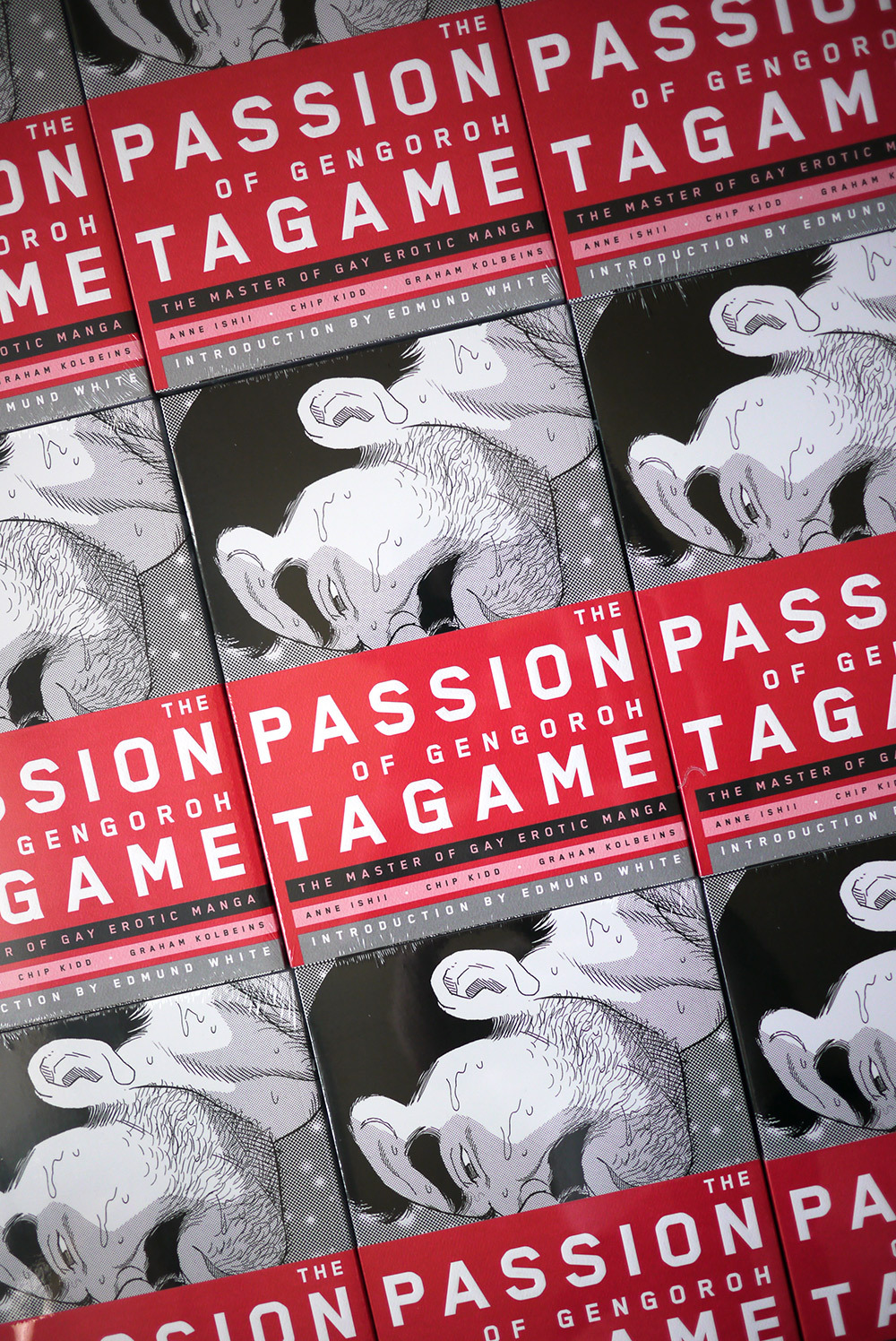gaymanga:  Win a free copy of The Passion of Gengoroh Tagame: The Master of Gay Erotic Manga! While pre-orders have been shipping out for weeks, today is the official release date of The Passion of Gengoroh Tagame. To celebrate, we're giving away a copy of the book on Gay Manga! All you have to do to enter the giveaway is reblog this post on your Tumblr. You must be 18 or older and reside within the United States to qualify. A winner will be randomly selected from the pool of entrants on Friday, May 3rd at 12:00pm Eastern Standard Time. Good luck!!  yes, please