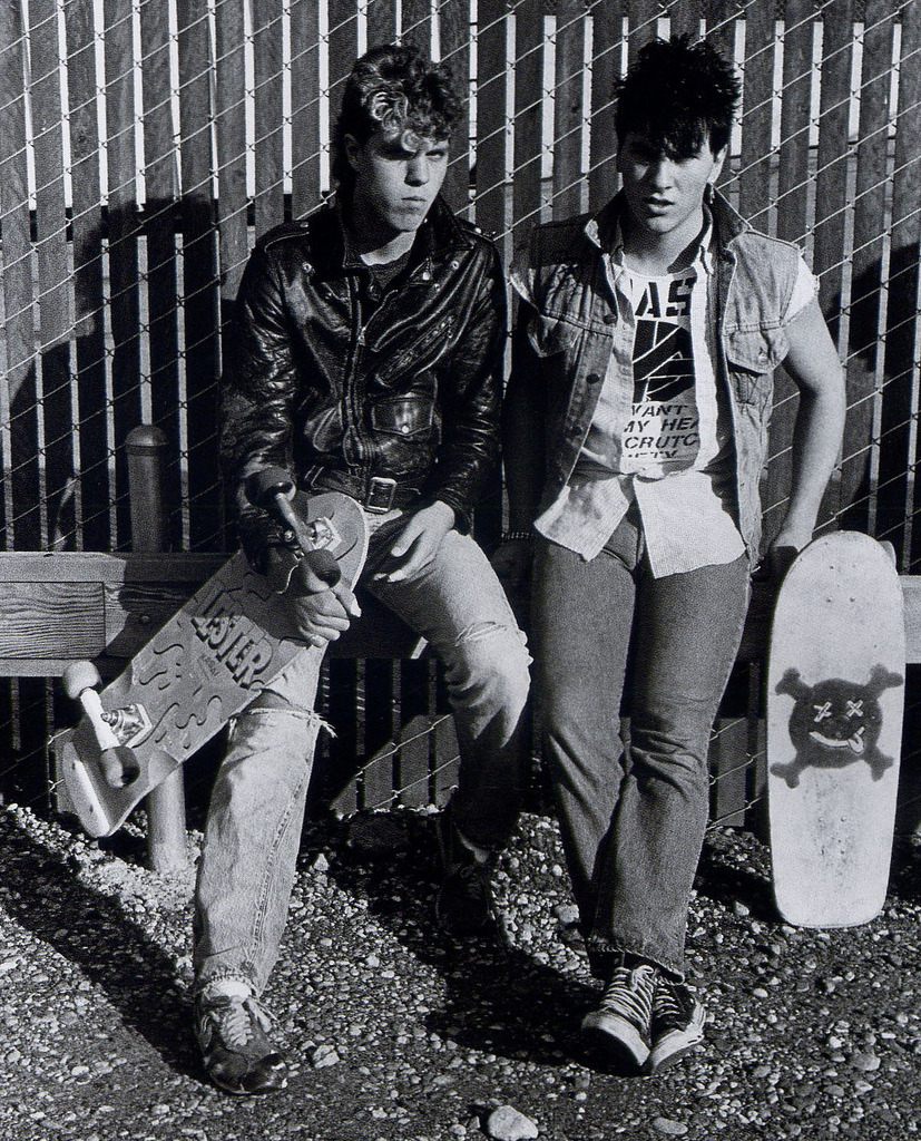 delisandwich:  Seattle Skaters, 1983 • suicidewatch