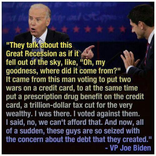 liberalsarecool:  Joe Biden refreshes our memory about Republicans.
