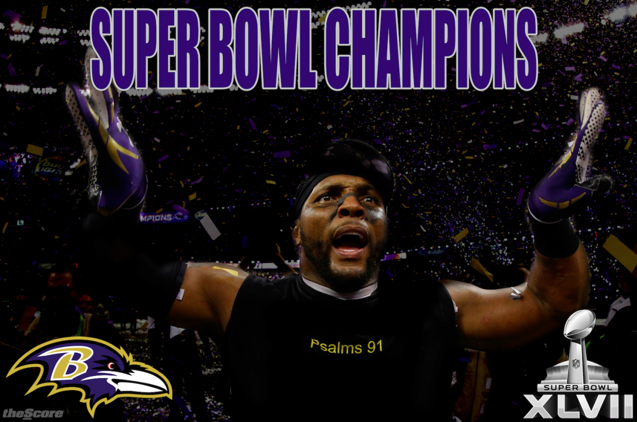 Pic: Super Bowl Champion, Ray Lewis….