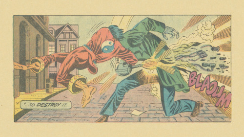 ISOLATED COMIC BOOK PANEL #280title: MASTER OF KUNG-FU #33 - P6:4 artist: PAUL GULACYyear: 1975